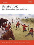 N 001 Naseby 1645 Osprey book I worked with author and historian Martin Marix Evans