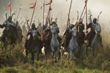A 004 Nigel Carren movie armour 1612 cavalry charge